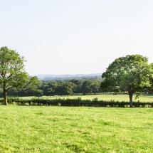View across Marlands Park